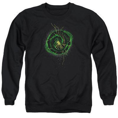Crewneck Sweatshirt: Alien- Xenomorph Spiral