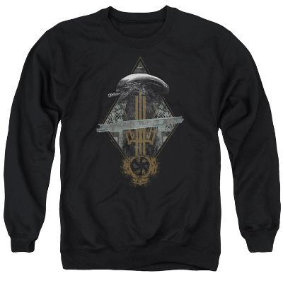 Crewneck Sweatshirt: Alien- Weyland Yutani Corp Brand