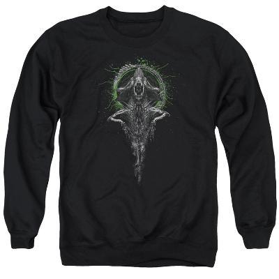 Crewneck Sweatshirt: Alien- Queen Monarch