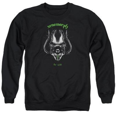 Crewneck Sweatshirt: Alien- Xenomorph Lv 426