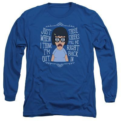 Long Sleeve: Bobs Burgers- Pull Me Back In