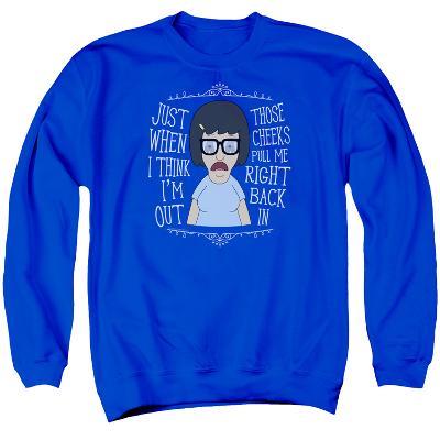 Crewneck Sweatshirt: Bobs Burgers- Pull Me Back In