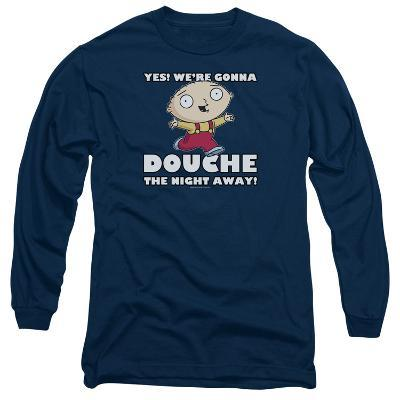 Long Sleeve: Family Guy- Douche The Night Away
