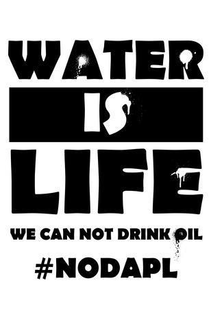 Water Is Life- NODAPL