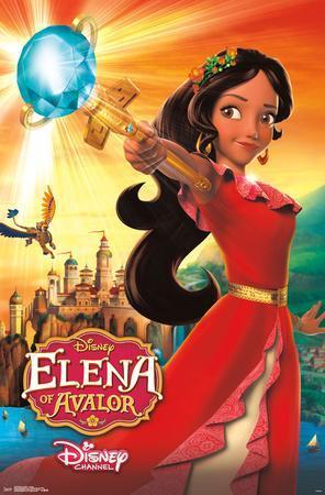 Disney- Elena Of Avalor