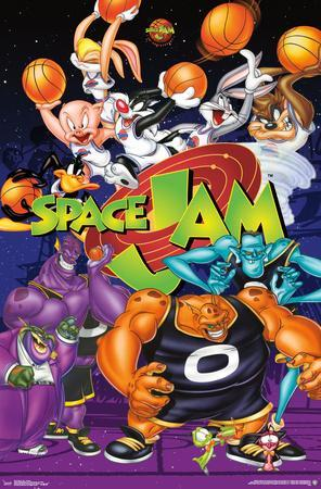 Space Jam- Movie Artwork