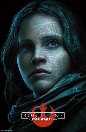 Star Wars: Rogue One- Jyn
