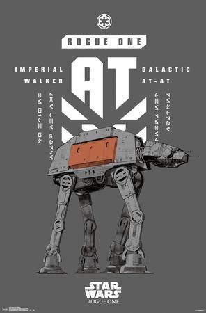 Star Wars: Rogue One- Galactic AT-AT