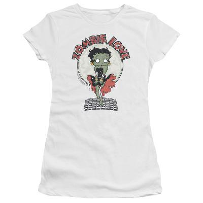 Juniors: Betty Boop- Breezy Zombie Love