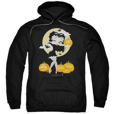 Hoodie: Betty Boop- Pumkin Patch Vamp
