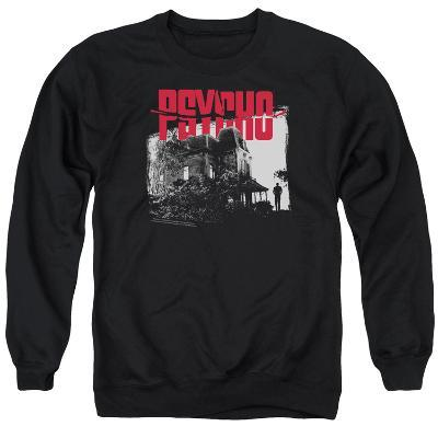 Crewneck Sweatshirt: Psycho- Bates House