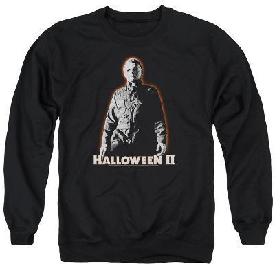Crewneck Sweatshirt: Halloween II- Michael Myers