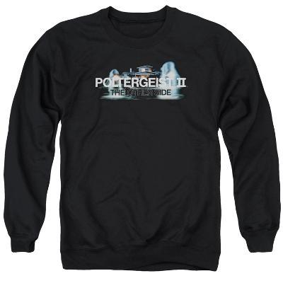 Crewneck Sweatshirt: Poltergeist II- Haunted Logo