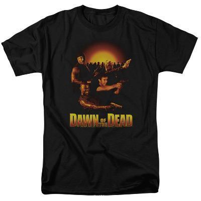 Dawn Of The Dead- Dawn Collage
