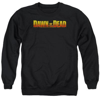 Crewneck Sweatshirt: Dawn Of The Dead- Dawn Logo
