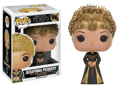 Fantastic Beasts - Seraphina POP Figure