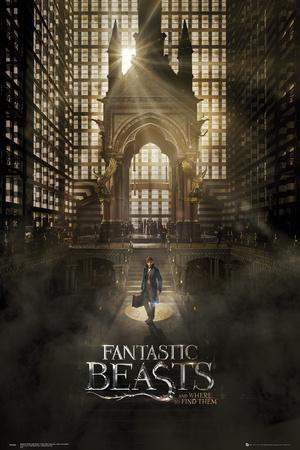 Fantastic Beasts- Grand Arrival One Sheet