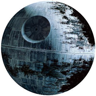 Star Wars Death Star Dome Sign