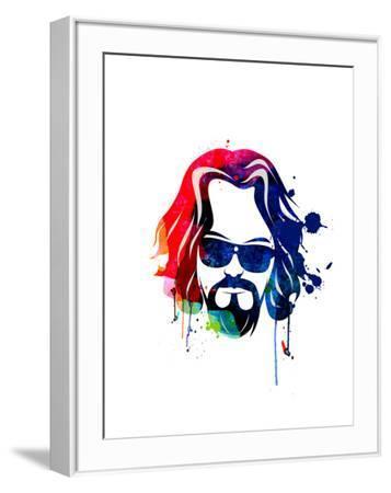 Dude Watercolor