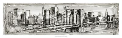 Pen and Ink Cityscape II
