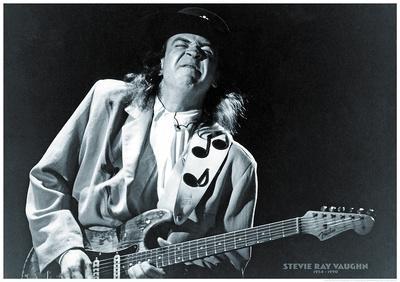 Stevie Ray Vaughn- 1954-1990