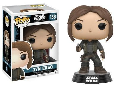Star Wars Rogue One - Jyn Erso POP Figure
