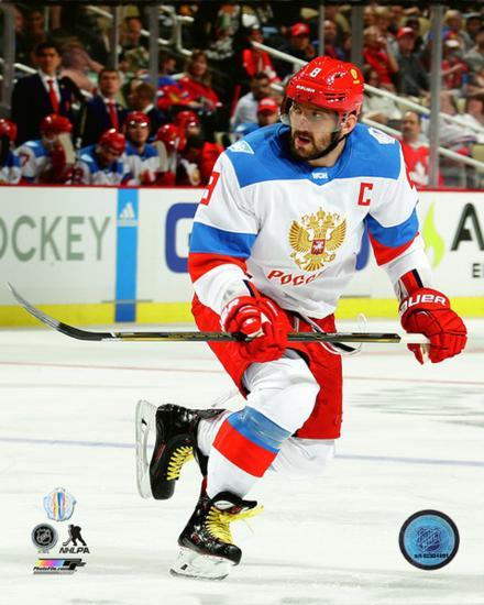 promo code 3f505 9b1bd Alex Ovechkin Team Russia 2016 World Cup of Hockey