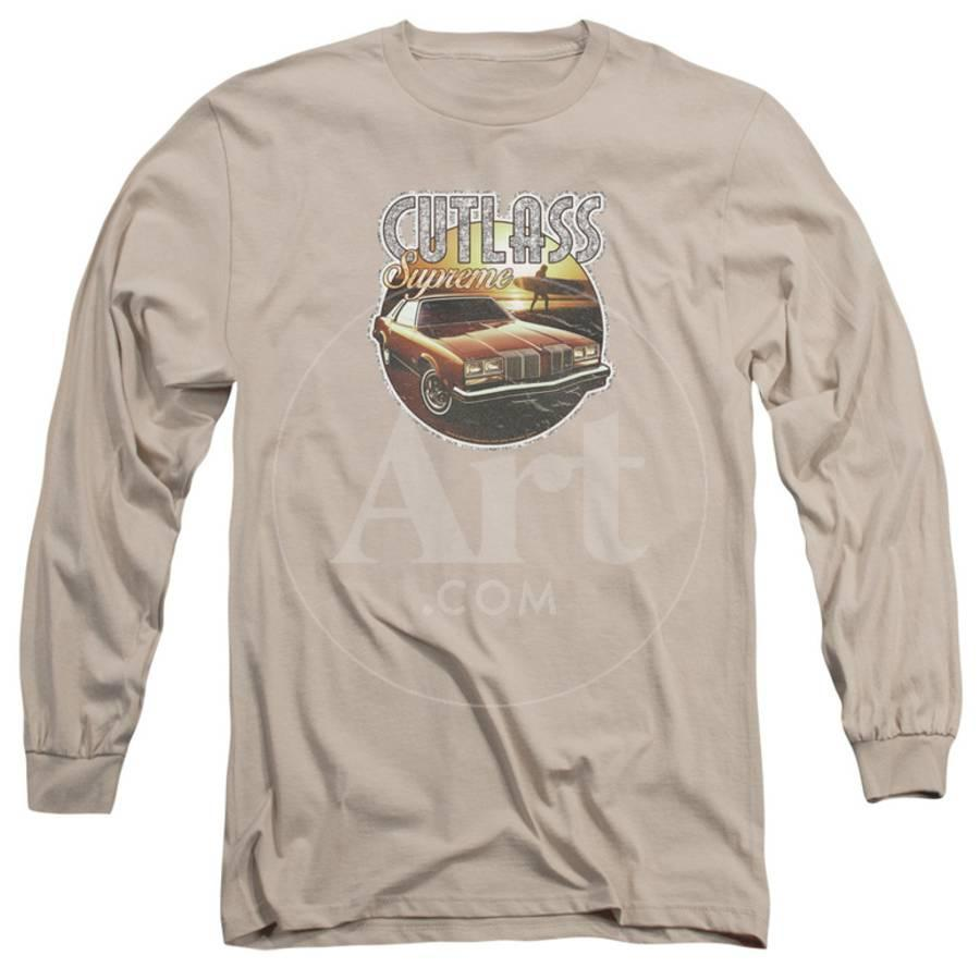 51a559e3c Long Sleeve: Oldsmobile- Cutlass Supreme Iron On Long Sleeves at  AllPosters.com