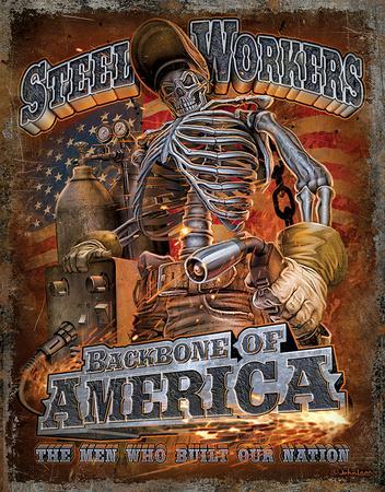 Steel Workers - Backbone