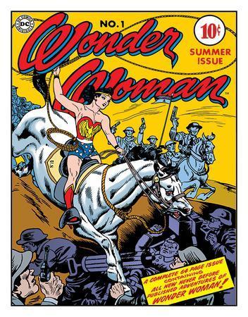 Wonder Woman - Cover No.1