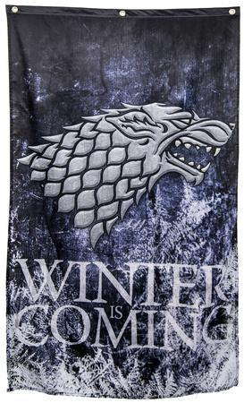 Game of Thrones- Stark Winter is Coming Banner