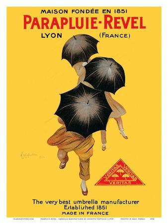 Parapluie-Revel - The Very Best Umbrella Manufacturer - Established 1851