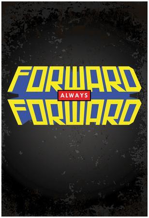 Forward Always Forward Power Block (Vert)