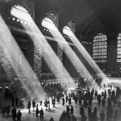 Grand Central Station, Morning