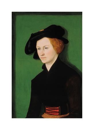 Portrait of a Woman, 1522