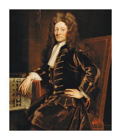 Sir Christopher Wren, 1711