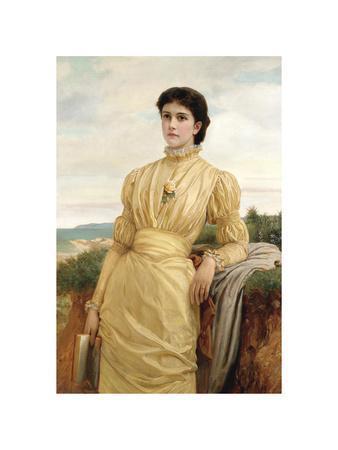 Portrait of a Lady, 1870
