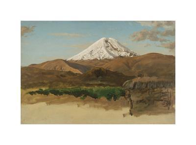 Study of Mount Chimborazo, Ecaudor
