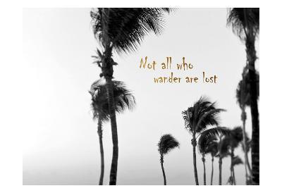 Wandering Golden Palms