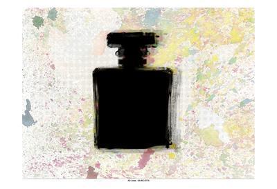 Perfume Silhouette