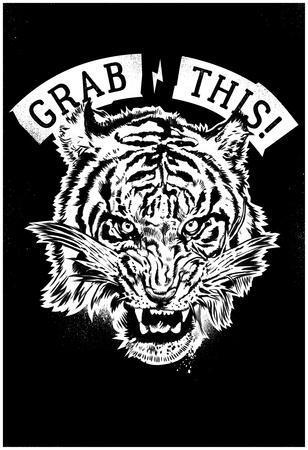 Grab This Patch (Black)