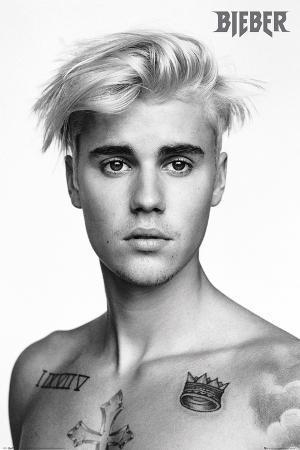 Justin Bieber- Pinup
