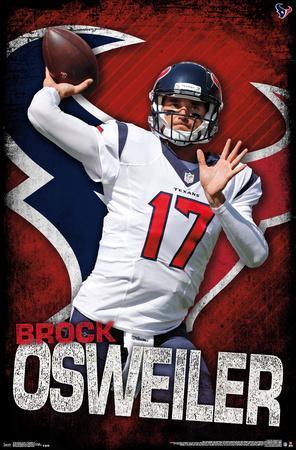 NFL: Houston Texans- Brock Osweiler 16