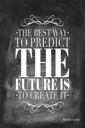 Chalk Type - The Future