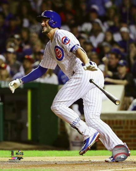 Kris Bryant RBI Double Game 1 of the 2016 National League Championship  Series