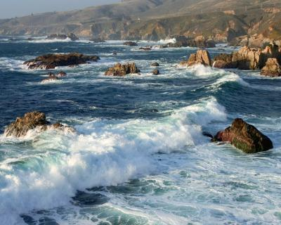 The Carmel Highlands, Monterey Bay, California
