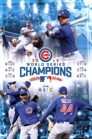 MLB: 2016 World Series Celebration