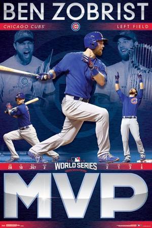 MLB: 2016 World Series MVP