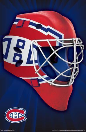 NHL: Montreal Canadiens- Logo Mask 16