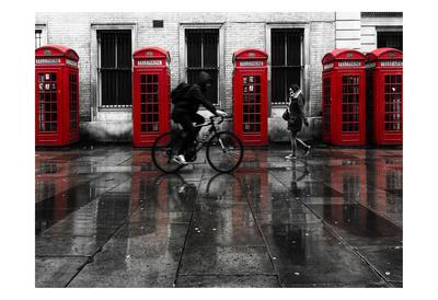London Phone Booths People